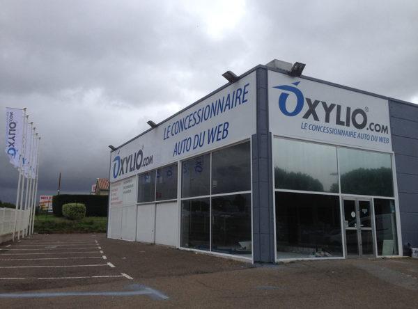 Oxylio enseigne Montpellier Lattes